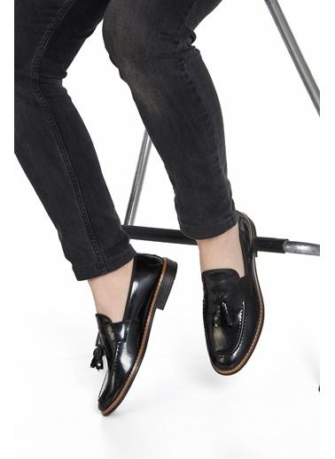 Muggo  M207 Günlük Erkek Ayakkabı Siyah